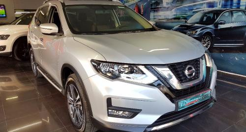Nissan X Trail 2018 Todoterreno En Quito Pichincha