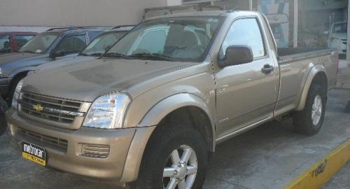 Chevrolet Luv Dmax Cs V6 4x4 2006 Camioneta Cabina Simple En Quito