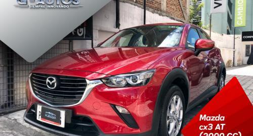 Mazda Cx 3 Full 2018 Hatchback 5 Puertas En Quito