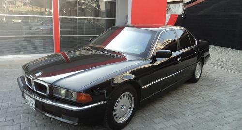 Bmw 740i 1995 Sed 225 N En Guayaquil Guayas Comprar Usado En