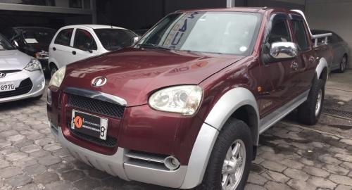 Great Wall Wingle 4x2 Diesel Cd Pick Up 2010 Camioneta