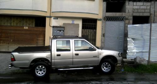 Chevrolet Luv V6 Cd 2004 Camioneta Doble Cabina En Quito