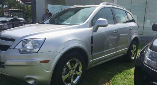 Chevrolet captiva sport 2011 todoterreno en ibarra - Imbauto ibarra ...