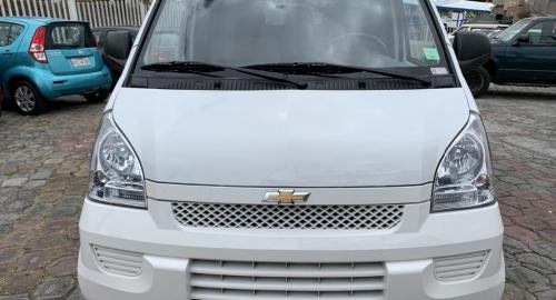 Chevrolet N300 2019 Van Pasajeros En Quito Pichincha Comprar