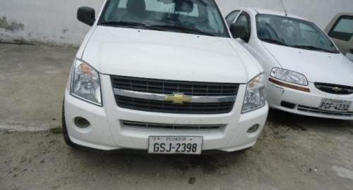 Chevrolet Luv Dmax Cs V6 4x4 2013 Camioneta Cabina Simple En Quito