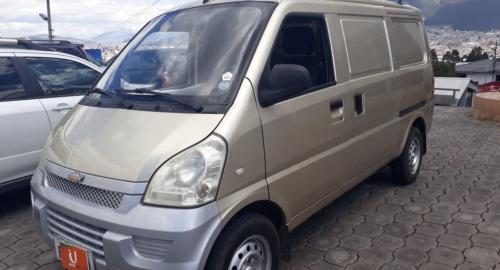 Chevrolet N300 2013 Van Pasajeros En Quito Pichincha Comprar
