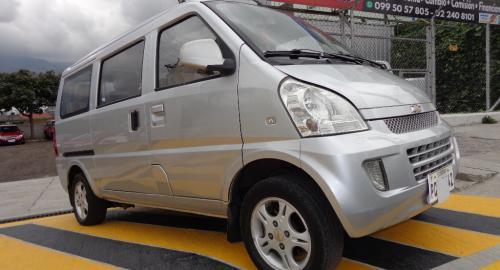 Chevrolet N300 2015 Van Pasajeros En Quito Pichincha Comprar