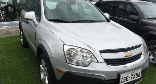 Chevrolet captiva sport 2014 todoterreno en ibarra - Imbauto ibarra ...