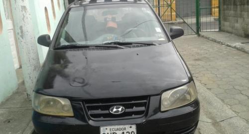 Hyundai matrix 2005 hatchback 5 puertas en guayaquil for 2005 filtro aria cabina toyota matrix
