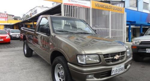 Chevrolet Luv V6 Cs 2004 Camioneta Cabina Simple En Quito Pichincha