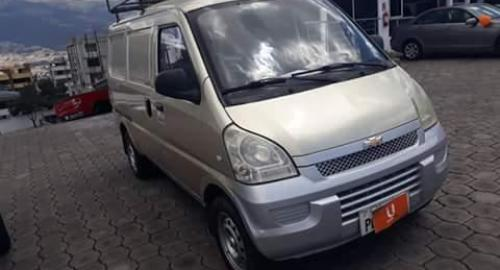 Chevrolet N300 2013 Van En Quito Pichincha Comprar Usado En