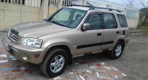 Honda cr v 1999 todoterreno en cevallos tungurahua for Costo filtro aria cabina honda crv