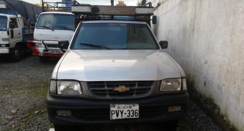 Chevrolet Luv Dmax Cs V6 4x4 2000 Camioneta Cabina Simple En Santo
