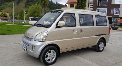 Chevrolet N300 2015 Van En Cuenca Azuay Comprar Usado En