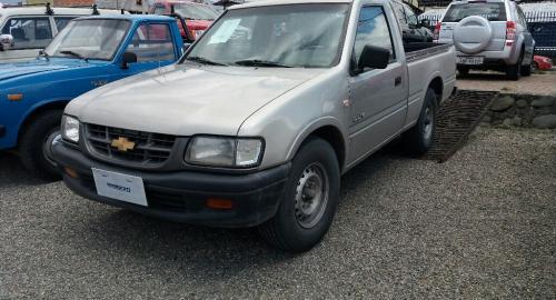 Chevrolet Luv Cs 2003 Camioneta Cabina Simple En Cuenca