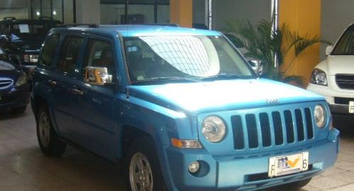 Jeep Patriot 2008 Todoterreno En Quito Pichincha Comprar