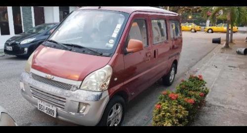Chevrolet N300 2013 Van En Guayaquil Guayas Comprar Usado En