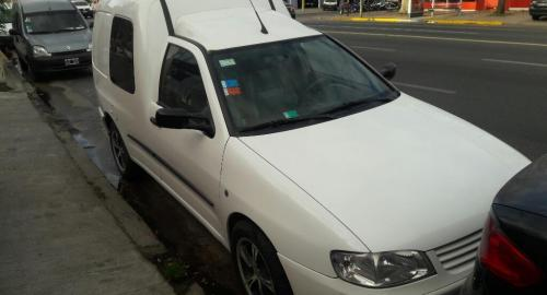 Volkswagen Caddy 2007 Pick Up En Mar Del Plata Buenos