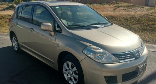 Nissan Tiida 2009 Hatchback (5 Puertas) en Corregidora, Querétaro-Comprar usado en Seminuevos