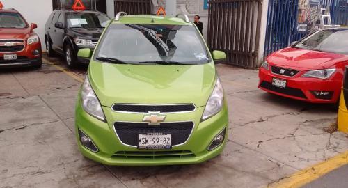 Chevrolet Spark 2015 Hatchback (5 Puertas) en Ecatepec
