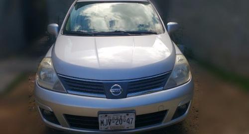 Nissan Tiida 2007 Hatchback (5 Puertas) en Atizapan de Zaragoza, Estado de México-Comprar usado en Seminuevos