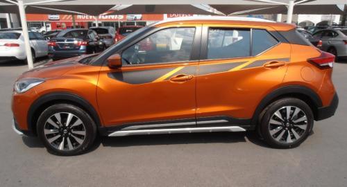 Nissan Kicks 2017 Camioneta SUV en Monterrey, Nuevo León-Comprar usado en Seminuevos