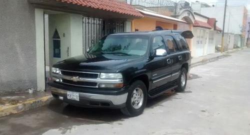 Chevrolet Sonora 2003 Camioneta SUV en Atizapan de Zaragoza, Estado de México-Comprar usado en Seminuevos