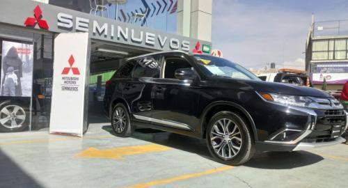 Mitsubishi Outlander 2016 Camioneta SUV en Pachuca, Hidalgo-Comprar usado en Seminuevos