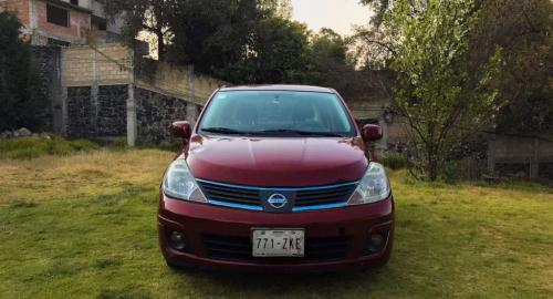 Nissan Tiida 2007 Hatchback (5 Puertas) en Cuajimalpa de Morelos, Distrito Federal-Comprar usado en Seminuevos