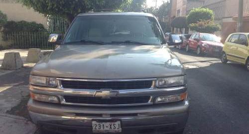 Chevrolet Sonora 2001 Camioneta SUV en Coyoacán, Distrito Federal-Comprar usado en Seminuevos