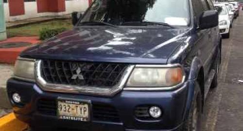 Mitsubishi Montero 2006 Camioneta SUV en Miguel Hidalgo, Distrito Federal-Comprar usado en Seminuevos
