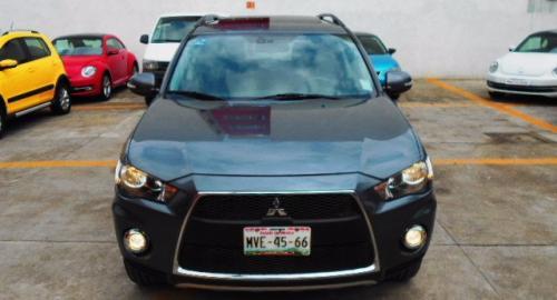 Mitsubishi Outlander 2012 Camioneta SUV en Miguel Hidalgo, Distrito Federal-Comprar usado en Seminuevos