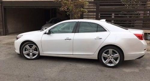 2015 Volkswagen Jetta Medina >> Chevrolet Malibu 2015 Hatchback (5 Puertas) en Saltillo, Coahuila-Comprar usado en Seminuevos