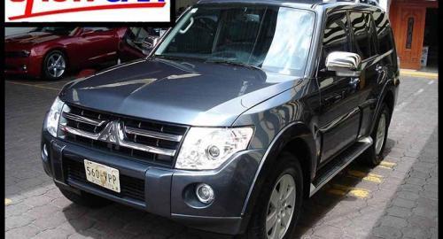 Mitsubishi Montero 2008 Camioneta SUV en Miguel Hidalgo, Distrito Federal-Comprar usado en Seminuevos