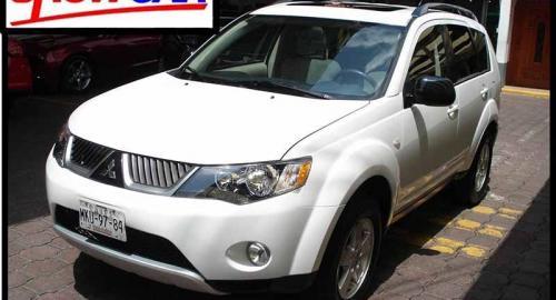 Mitsubishi Outlander 2008 Camioneta SUV en Miguel Hidalgo, Distrito Federal-Comprar usado en Seminuevos