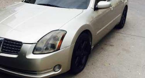 Nissan Maxima 2004 Coupé en Culiacan, Sinaloa-Comprar usado en Seminuevos
