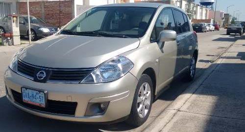 Nissan Tiida 2007 Hatchback (5 Puertas) en Irapuato, Guanajuato-Comprar usado en Seminuevos