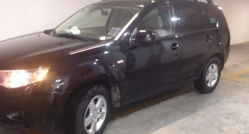 Mitsubishi Outlander 2007 Camioneta SUV en Miguel Hidalgo, Distrito Federal-Comprar usado en Seminuevos