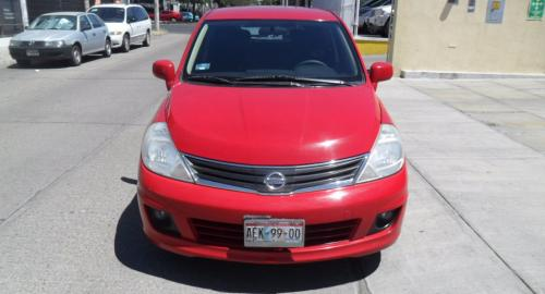 Nissan Tiida 2011 Hatchback (5 Puertas) en Aguascalientes, Aguascalientes-Comprar usado en Seminuevos
