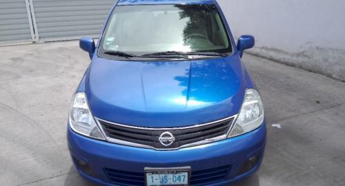 Nissan Tiida 2012 Hatchback (5 Puertas) en León, Guanajuato-Comprar usado en Seminuevos