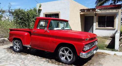 Chevrolet Apache 1975 Pickup En Pto Vallarta Jalisco Comprar Usado