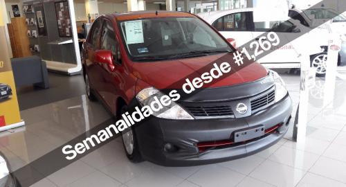 Nissan Tiida 2016 Hatchback (5 Puertas) en Guadalajara, Jalisco-Comprar usado en Seminuevos