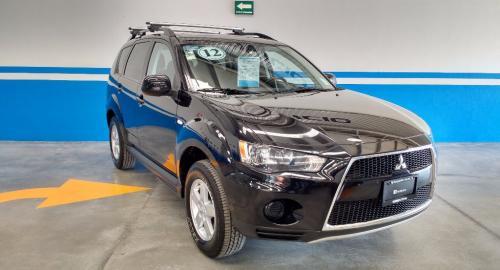 Mitsubishi Outlander 2012 Camioneta SUV en Pachuca, Hidalgo-Comprar usado en Seminuevos