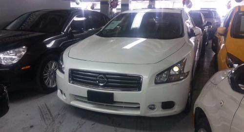 Nissan Maxima 2013 Sedán en Cuauhtémoc, Distrito Federal-Comprar usado en Seminuevos
