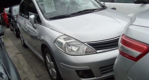 Nissan Tiida 2010 Hatchback (5 Puertas) en Guadalajara, Jalisco-Comprar usado en Seminuevos