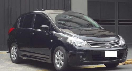 Nissan Tiida 2013 Hatchback (5 Puertas) en Guadalajara, Jalisco-Comprar usado en Seminuevos