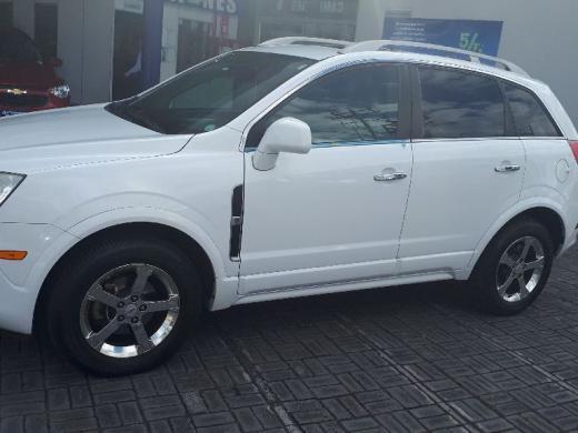 Todoterreno Chevrolet Captiva Sport 2010 En Quito Ecuador Por