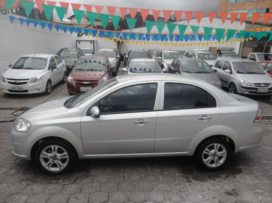 Chevrolet Aveo Emotion 2014 Sedán en Quito - PATIOTuerca.com