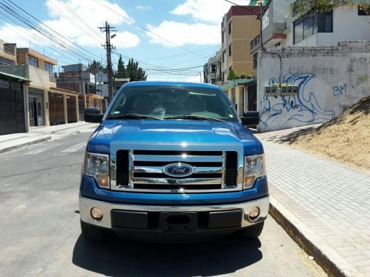 Ford F150 2012 Camioneta Doble Cabina en Quito - PATIOTuerca.com