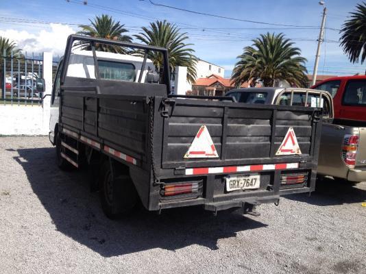 Chevrolet nhr 2011 cami n ligero 0 a 3 ton en ibarra - Imbauto ibarra ...